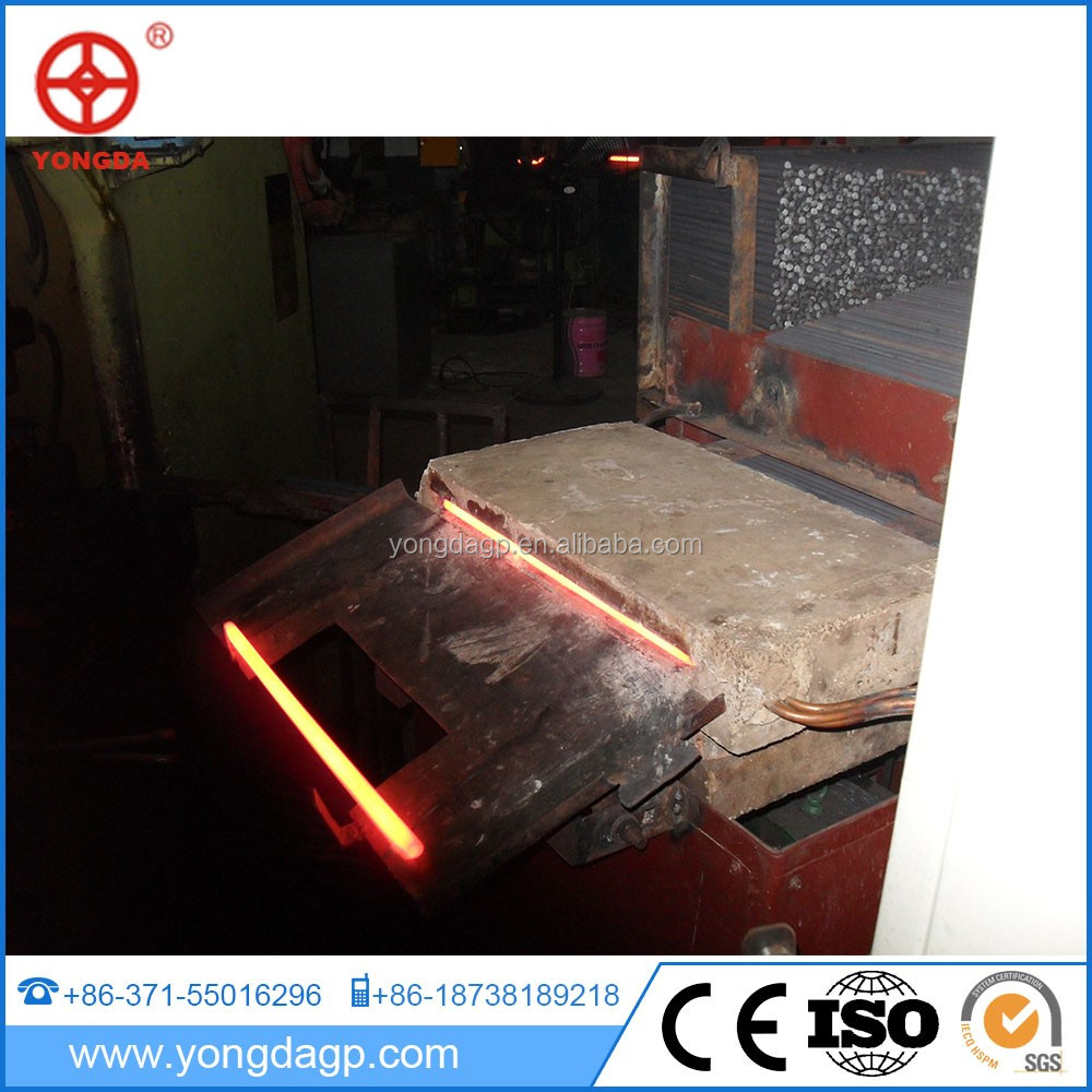 Promotion item metal 65KW induction hot forging machine