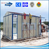 easy to install steel structure building