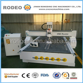 Large discount price! water cooling spindle wood engraving machine /1325 wood cnc router for wood processing