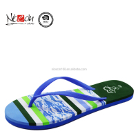 Popular flip flops men footwear designs slippers shoes wholesale used