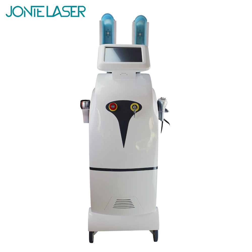 ce approved rf cellulite cavitation body slim cryotherapy machine price