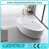 China new design popular plastic adult bath tub