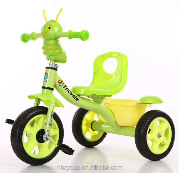 New fashion children ride on car baby stroller tricycle baby bicycle 3 wheels