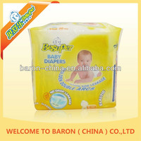 Soft wholesale new design bulk baby diapers for sale