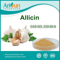 Factory Supply Garlic Extract Powder Pure Natural Allicin