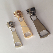 Factory Hot Sale YBS Custom Key Locking Zipper Slider