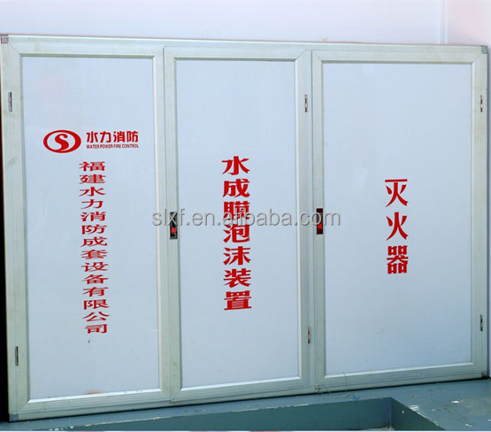 2017 hot sale fire fighting equipment foam fire hydrant cabinet