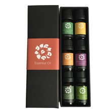 Pure Essential Oil Gift Set,essential oil , pure essential oil for USA- 6/10ML--826107