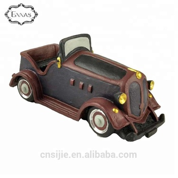 Hot selling model old car and polyresin resin car model for sale