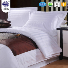 Wholesale hospital textile bed sheet sets 100 cotton fitted washed linen bedding sheet