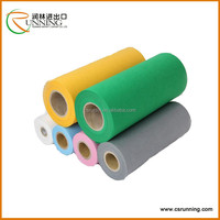 Make-to-order Color Needle Punched Nonwoven Fabric Cloth Felt