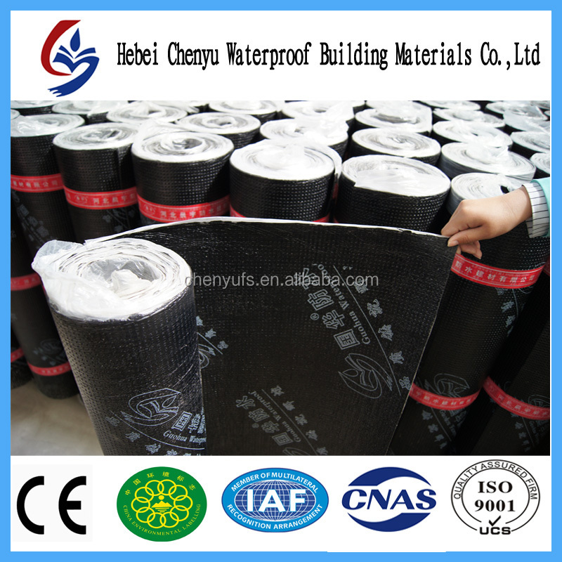High Quality SBS Waterproof Membrane