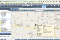 Global GPS tracking system software compatible with MT01, CT01, CT04, CT06
