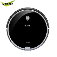 2017 Best iLife X623 Robot Vacuum Cleaner with Docking Station and Remote For Floor Cleaning