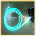 solid side glow optic fiber for decorating swimming pool