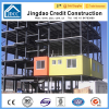 Hotel and Apartment prefabricated steel structure building
