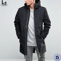 Wholesale Winter Coats Fixed Hood Long