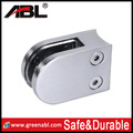 304 High quality inox glass clamps for 10mm glass