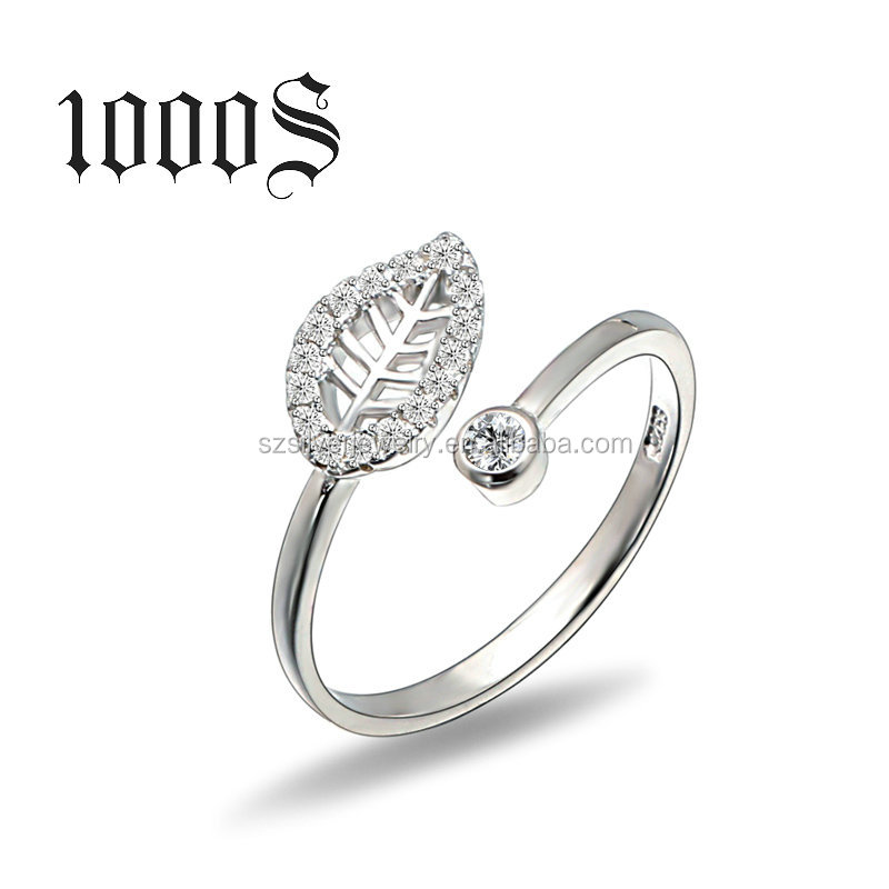 Factory Wholesale AAA Cubic Zircon Engagement Ring, Diamond Engagement Ring