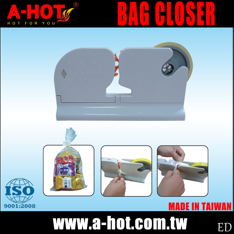 High Quality Plastic Bagging Tape Bag Closer
