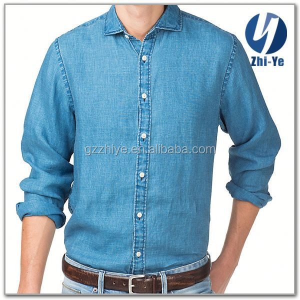 high quality factory price brand jeans shirt
