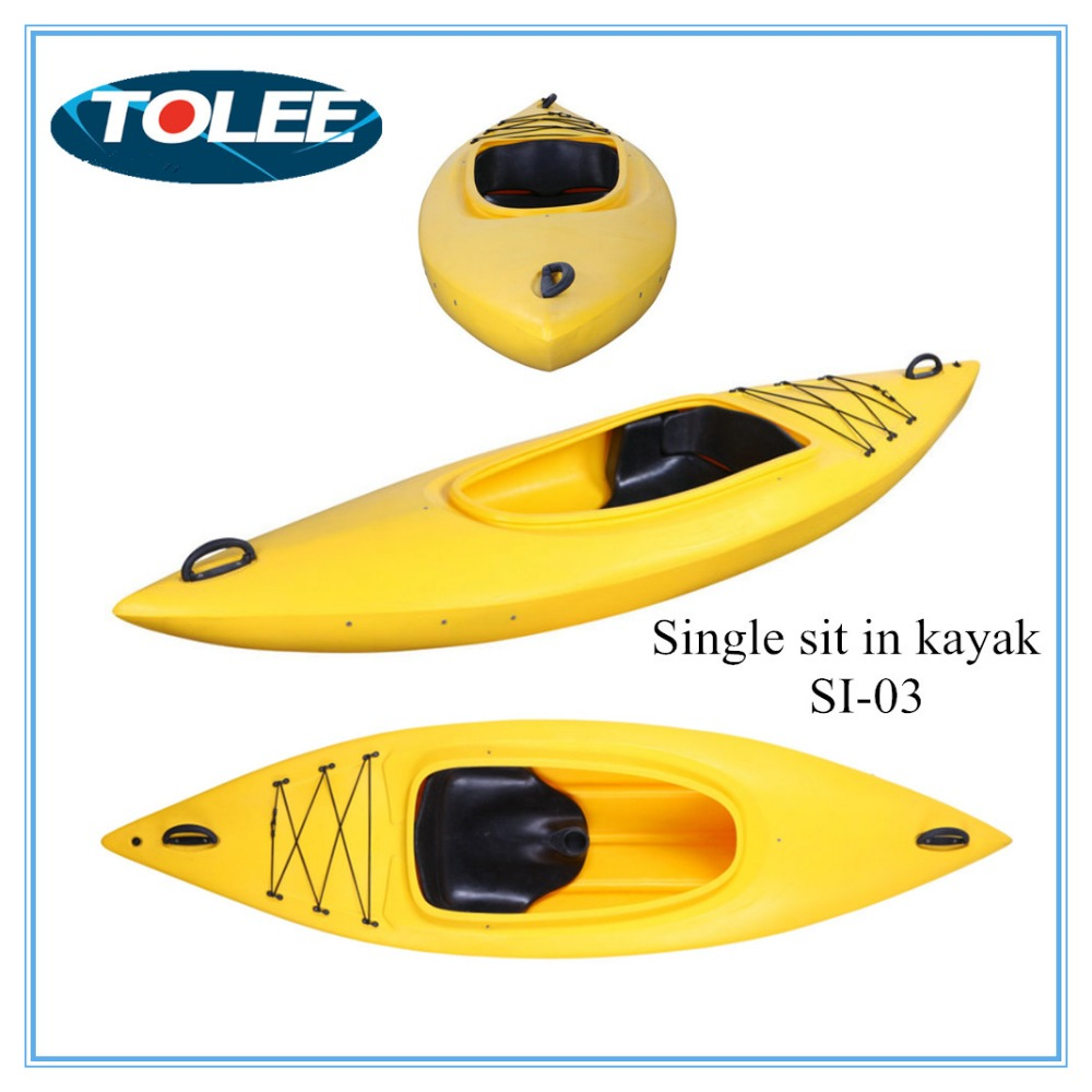 Single Cheap Sit In Fishing Kayak Buy Sit In Kayak Cheap