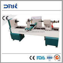jinan manufacturer wood cnc lathe with single axis and double blades cnc wood lathe