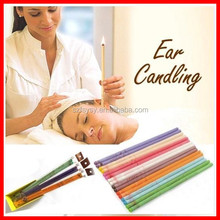 High Quality Hopi Pure Ear Candle Beewax Ear Candles For Beauty Salon Personal Care Supplier