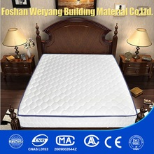 quality pu rebond foam/scrap foam indian floor mattress