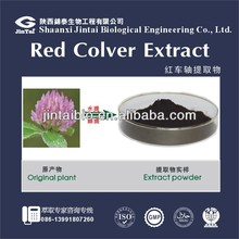 100% Natural plant sources Red clover extract Isoflavones