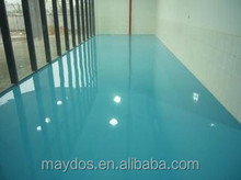 Maydos JD-2000 epoxy coating for floor concrete resurfacing