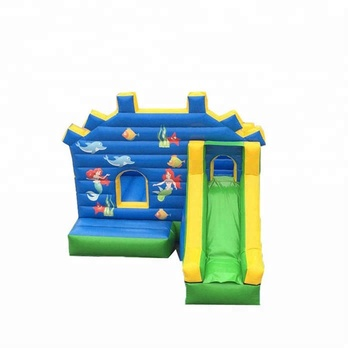 Inflatable boucing house outdoor playground for Children