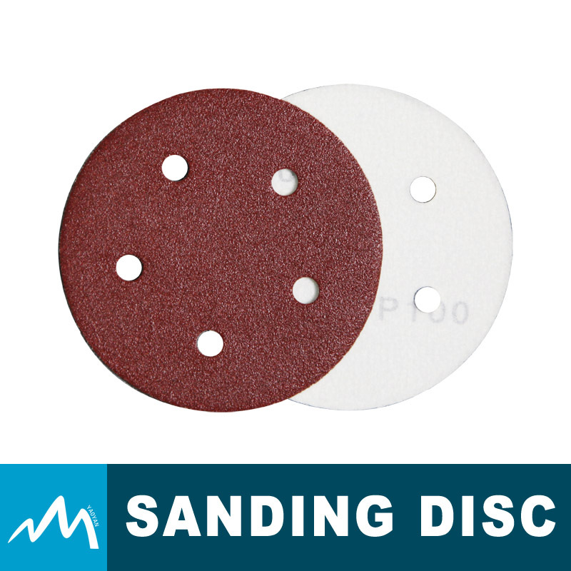 High quality low price da sanding pads