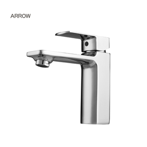 ARROW brand Wholesale Chinese Sanitary Wares Hotel Single Hole Basin Brass Water Bathroom Faucet