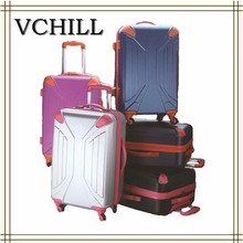 2016 latest hard shell match color decent travel luggage