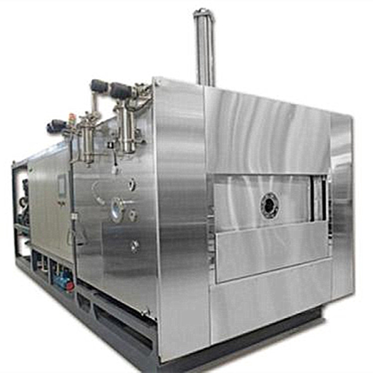 Small coffee chemical pharmaceutical laboratory used freeze dryer for sale