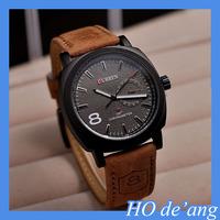 2016 Promotion Business Gift Watch/Men's High Quality Watch/Curren Wistwatch