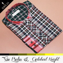 new era wholesale top selling natural famous quality checkered shirt lady