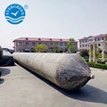 Best price ship launching marine rubber airbag for caisson lifting