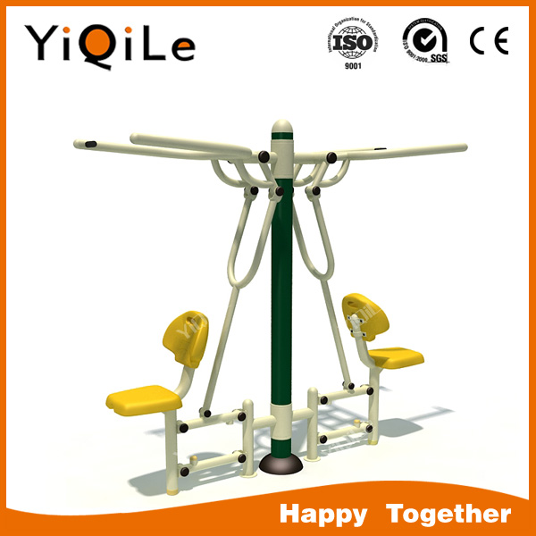 Body training equipment for park exercise equipment