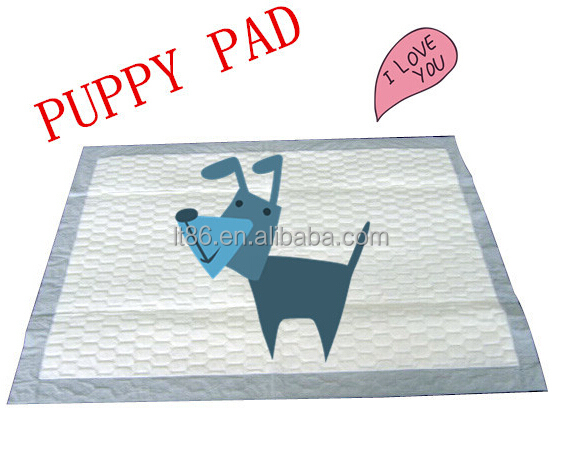 Disposable Quilted Puppy Pet Training Pad Wholesalers