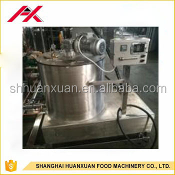 vacuum batch cooker for hard candy