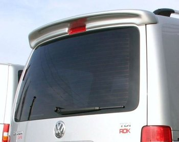 VW Caddy Roof Spoiler