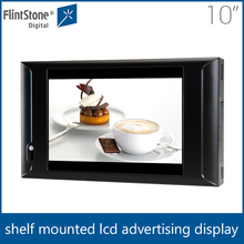 2014 new advertising products/flintstone 10.1 touch screen digital advertising player,lcd digital touch screen,low cost