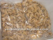 Seafood frozen boiled short necked clam meat