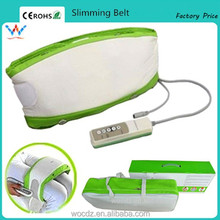 lose weight burn fat slimming waist vibration massage belt machine