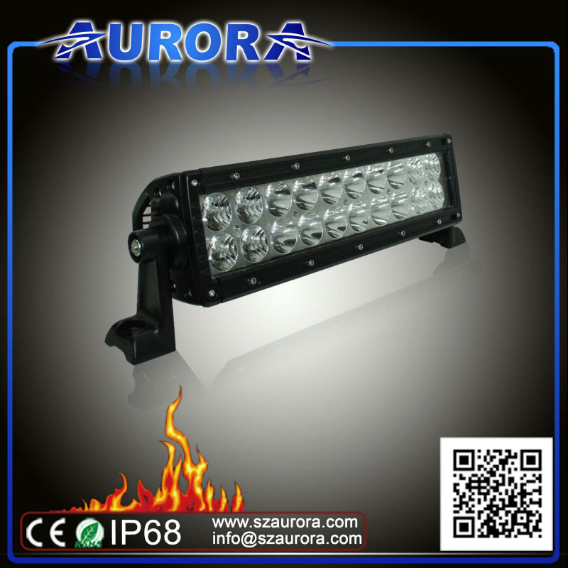 Hotsell high quality AURORA 6inch LED light, parts japanese atv