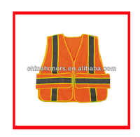 safety vest with led light summer reflective safety vest