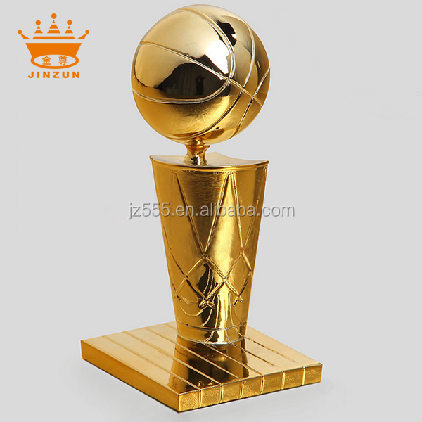 World cup sport NBA and resin trophy