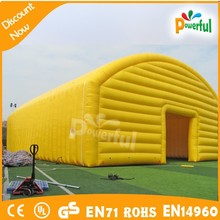 inflatable warehouse, inflatable giant tent